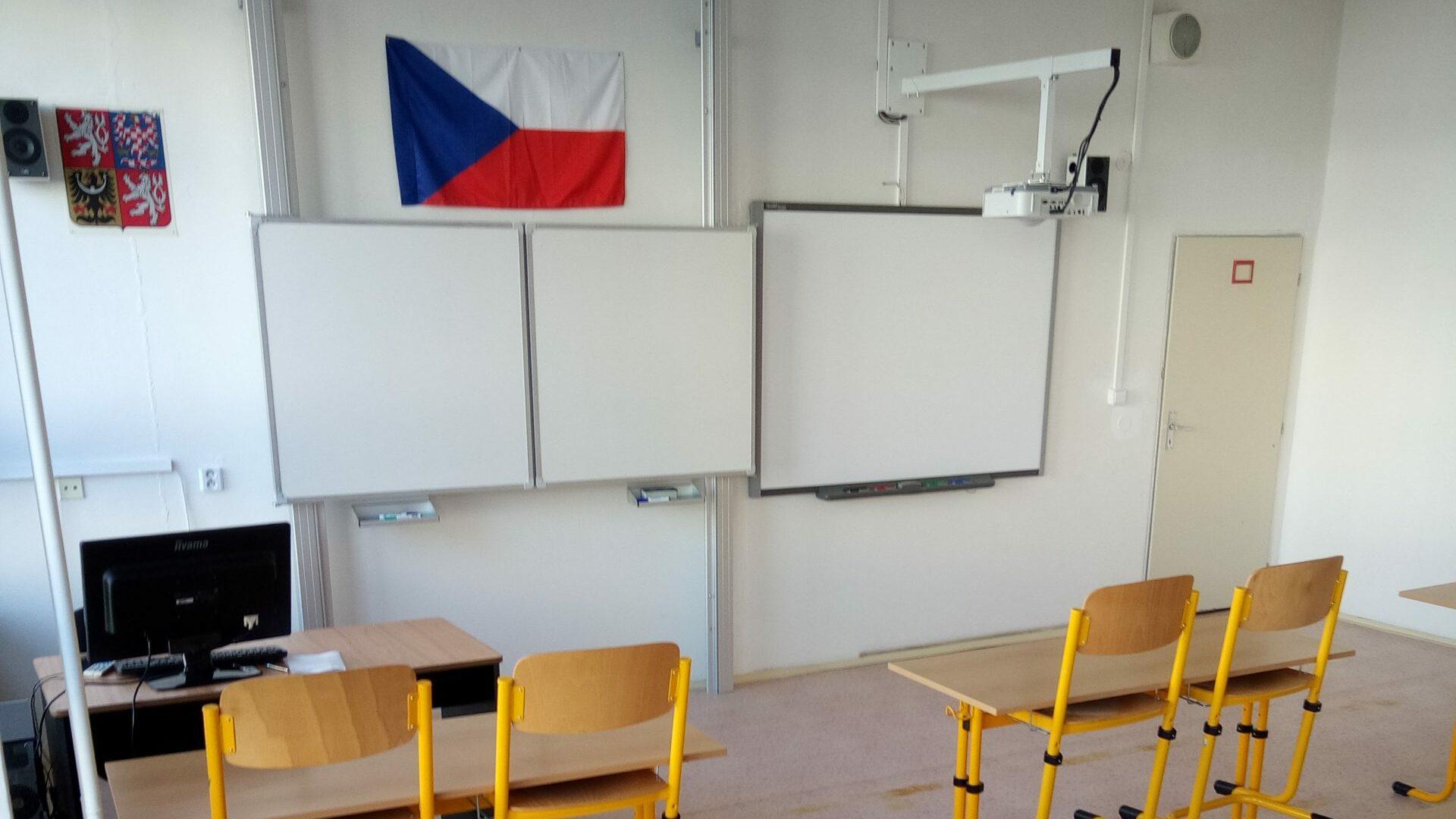 Střední škola cestovního ruchu uvnitř anglický příměstský tábor Pardubice